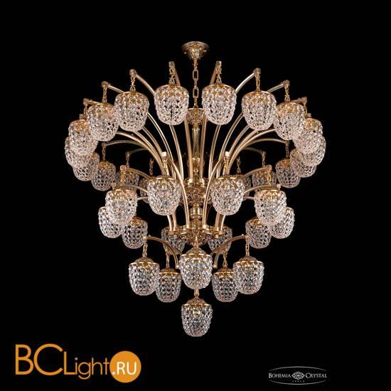 Люстра Bohemia Ivele Crystal 1772/20+10+5+1/490/GB