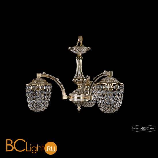 Люстра Bohemia Ivele Crystal 1772/3/150/GW