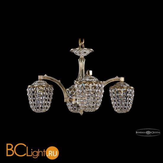 Люстра Bohemia Ivele Crystal 1772/4/150/GW