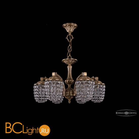 Люстра Bohemia Ivele Crystal 1772/6/150/FP