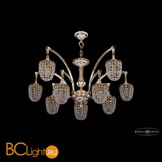 Люстра Bohemia Ivele Crystal 1772/10/342/GW
