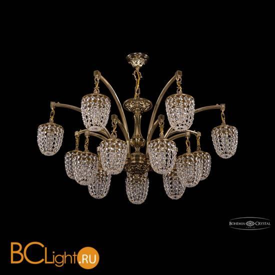 Люстра Bohemia Ivele Crystal 1772/14/342/GB