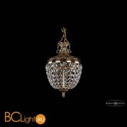 Подвесной светильник Bohemia Ivele Crystal 1777/20IT/GB