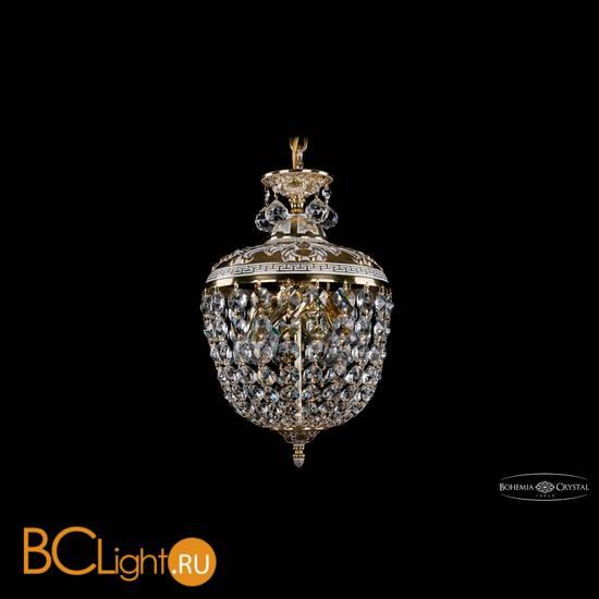 Подвесной светильник Bohemia Ivele Crystal 1777/25IT/GW