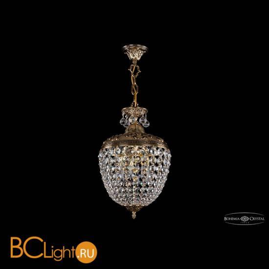 Подвесной светильник Bohemia Ivele Crystal 1777/30IT/GB