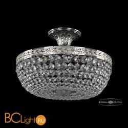 Потолочный светильник Bohemia Ivele Crystal 19111/35IV Ni