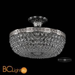 Потолочный светильник Bohemia Ivele Crystal 19151/35IV Ni