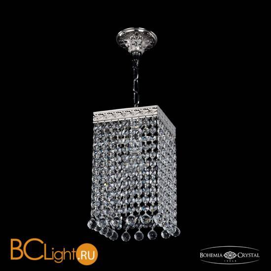 Подвесной светильник Bohemia Ivele Crystal 19202/15IV Ni Balls