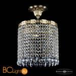 Потолочный светильник Bohemia Ivele Crystal 19201/25IV G