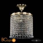 Потолочный светильник Bohemia Ivele Crystal 19201/25IV G Balls