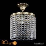 Потолочный светильник Bohemia Ivele Crystal 19201/25IV G R