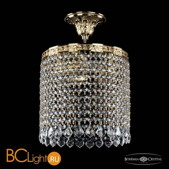 Потолочный светильник Bohemia Ivele Crystal 19201/25IV G Leafs