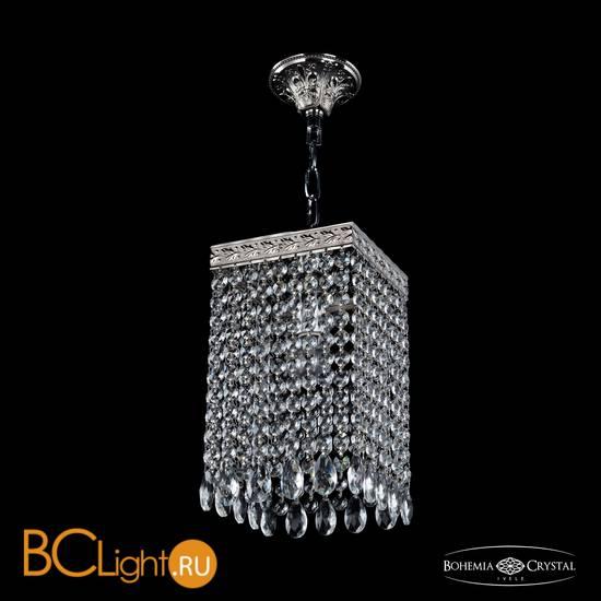 Подвесной светильник Bohemia Ivele Crystal 19202/15IV Ni