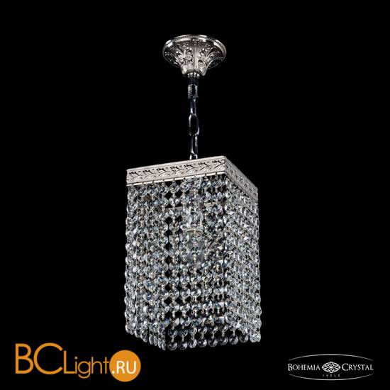 Подвесной светильник Bohemia Ivele Crystal 19202/15IV Ni R