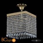 Потолочный светильник Bohemia Ivele Crystal 19202/25IV G