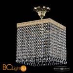 Потолочный светильник Bohemia Ivele Crystal 19202/25IV G Balls