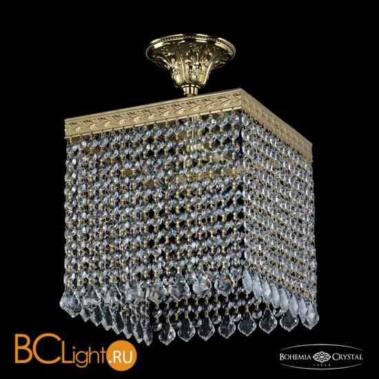 Потолочный светильник Bohemia Ivele Crystal 19202/25IV G Leafs