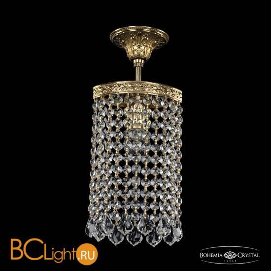 Потолочный светильник Bohemia Ivele Crystal 19203/15IV G Leafs