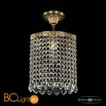 Потолочный светильник Bohemia Ivele Crystal 19203/20IV G Leafs