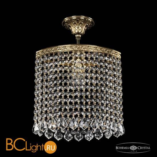 Потолочный светильник Bohemia Ivele Crystal 19203/25IV G Leafs