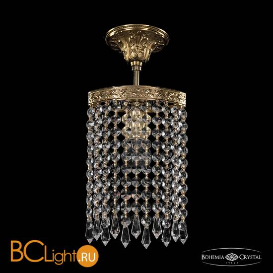 Потолочный светильник Bohemia Ivele Crystal 19203/15IV G Drops