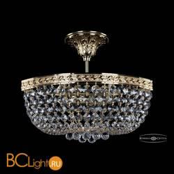 Потолочный светильник Bohemia Ivele Crystal 19283/35IV G