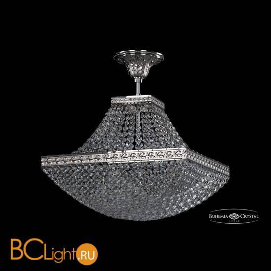 Потолочный светильник Bohemia Ivele Crystal 19322/H1/35IV Ni