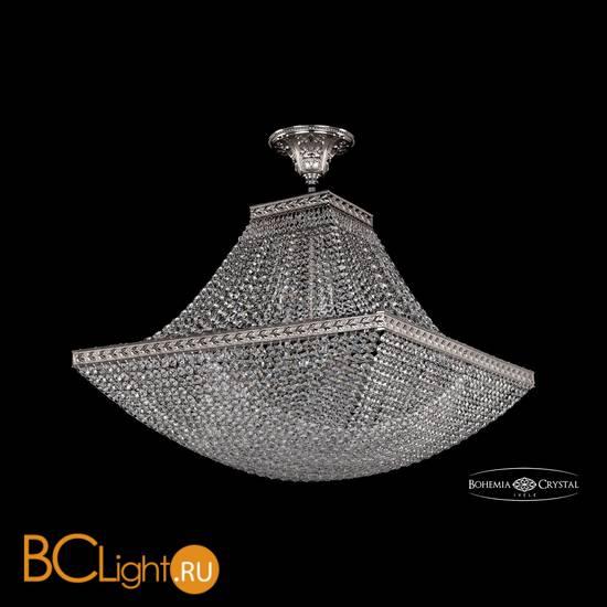 Потолочный светильник Bohemia Ivele Crystal 19322/H1/55IV Ni