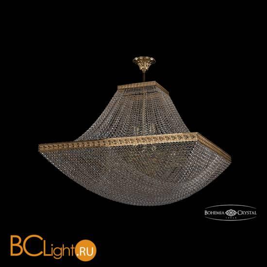 Потолочный светильник Bohemia Ivele Crystal 19322/H1/90IV G