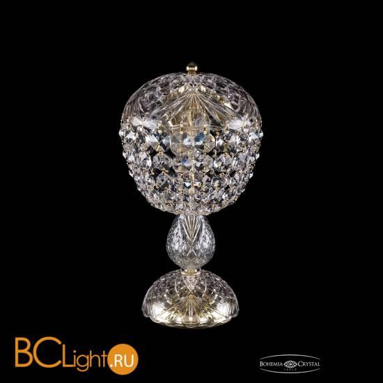 Настольная лампа Bohemia Ivele Crystal 5010/22-42/G