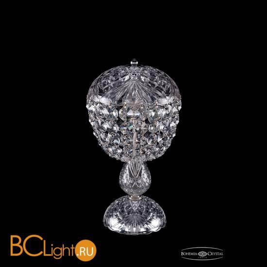 Настольная лампа Bohemia Ivele Crystal 5010/22-42/Ni
