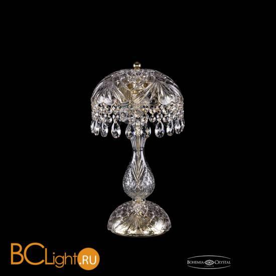 Настольная лампа Bohemia Ivele Crystal 5011/22-42/G