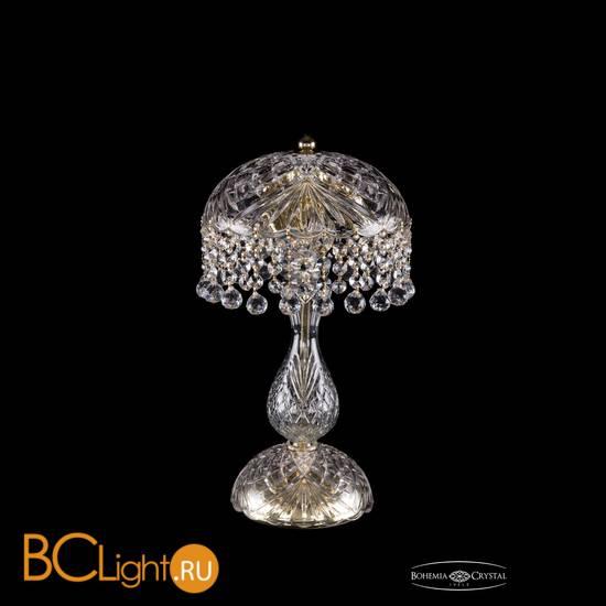 Настольная лампа Bohemia Ivele Crystal 5011/22-42/G/Balls