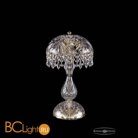 Настольная лампа Bohemia Ivele Crystal 5011/22-42/G/Drops