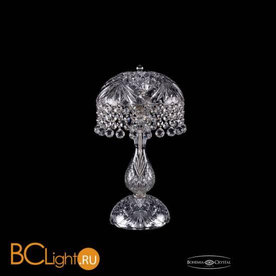 Настольная лампа Bohemia Ivele Crystal 5011/22-42/Ni/Balls