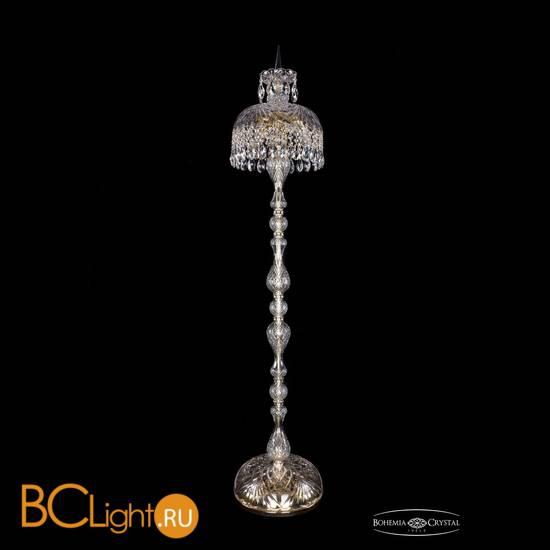Торшер Bohemia Ivele Crystal 5877/30-150/G