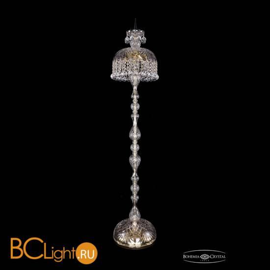 Торшер Bohemia Ivele Crystal 5877/30-150/G/Balls