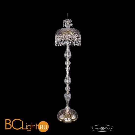 Торшер Bohemia Ivele Crystal 5877/35-150/G