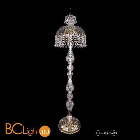 Торшер Bohemia Ivele Crystal 5877/35-150/G/Balls