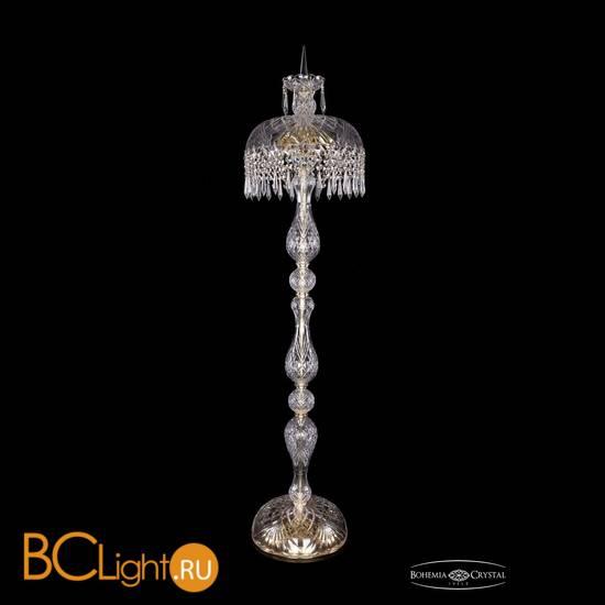 Торшер Bohemia Ivele Crystal 5877/35-150/G/Drops