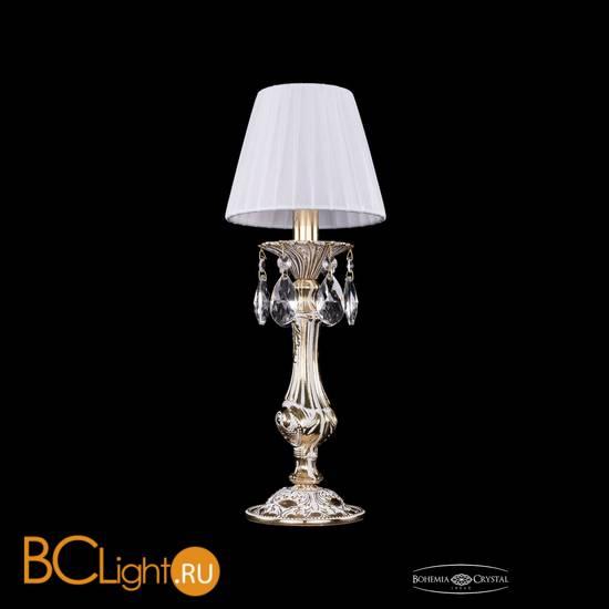 Настольная лампа Bohemia Ivele Crystal 7003/1-33/GW/SH2-160