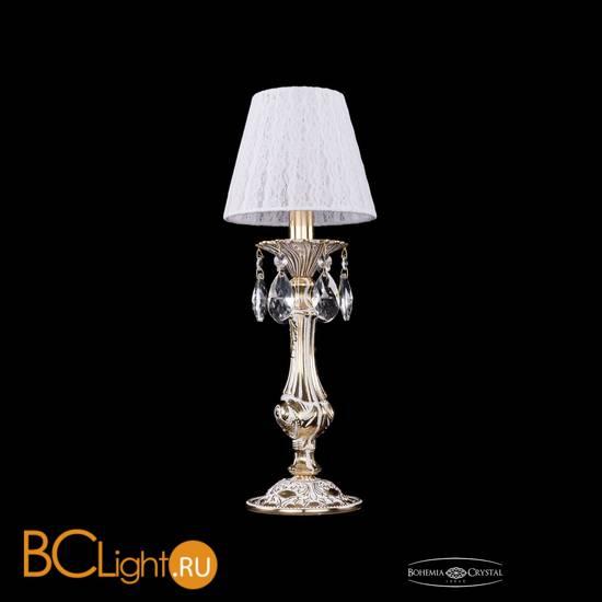 Настольная лампа Bohemia Ivele Crystal 7003/1-33/GW/SH13-160