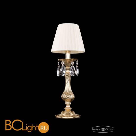Настольная лампа Bohemia Ivele Crystal 7003/1-33/G/SH33-160