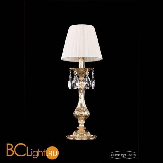 Настольная лампа Bohemia Ivele Crystal 7003/1-33/G/SH3-160