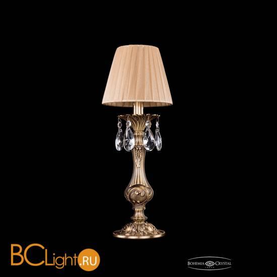 Настольная лампа Bohemia Ivele Crystal 7003/1-33/FP/SH37-160