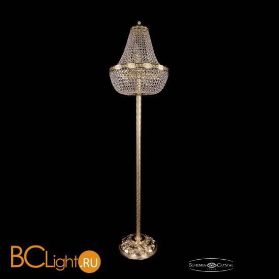Торшер Bohemia Ivele Crystal 7005/40-165/G