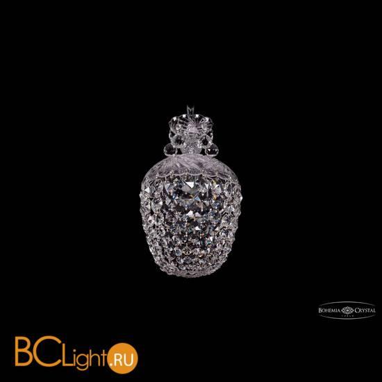 Подвесной светильник Bohemia Ivele Crystal 7710/22/1/Ni
