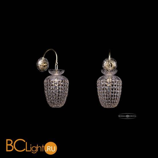 Бра Bohemia Ivele Crystal 7710/1/15/G