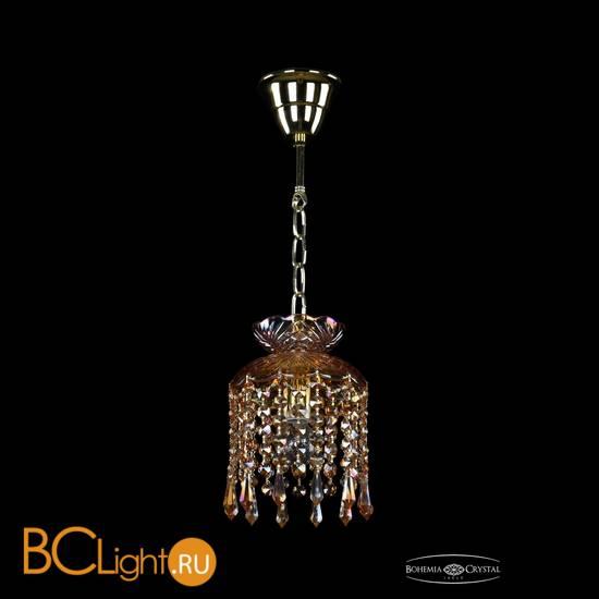 Подвесной светильник Bohemia Ivele Crystal 7715/15/G/Drops/M711