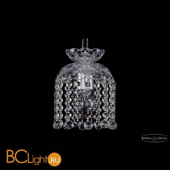 Подвесной светильник Bohemia Ivele Crystal 7715/15/Ni/Balls